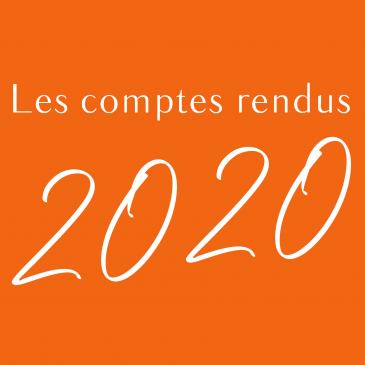 Les décisions de l'année 2020