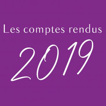 Les décisions de l'année 2019