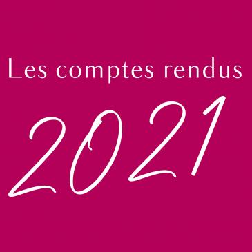 Les décisions de l'année 2021