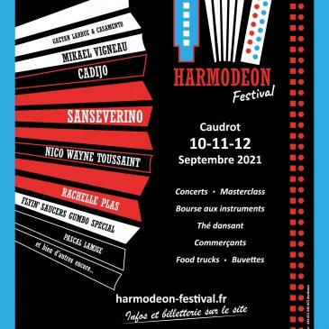 Annulation du festival Harmodéon